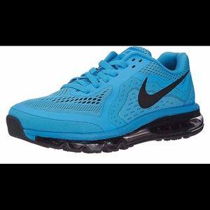 Men's Nike air max 2014 glacier blue 621077-404
